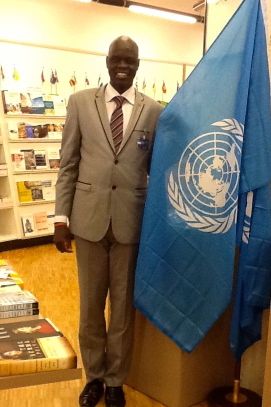 Piok remembers Unicef