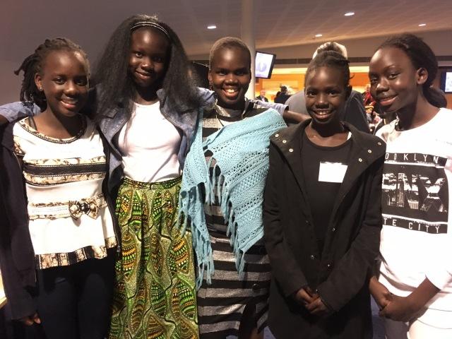 ERCWA Refugee Week - Butler Falcons