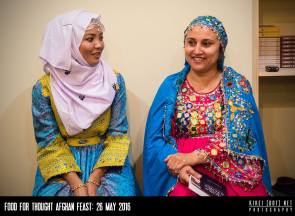 Fauzia at Centre for Stories
