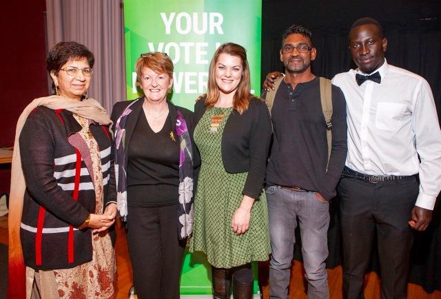 Greens WA Refugee Week event