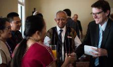 Paul Power Meeting Paul Kyaw's Family