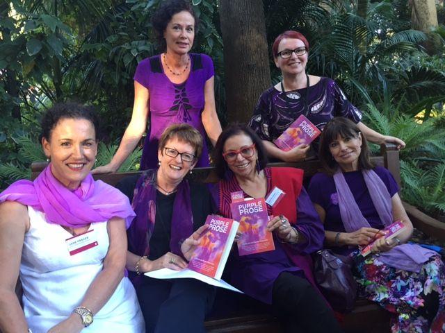 purple prose launch
