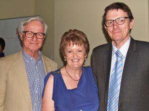 Fred Chaney, Rosemary and Paul Power