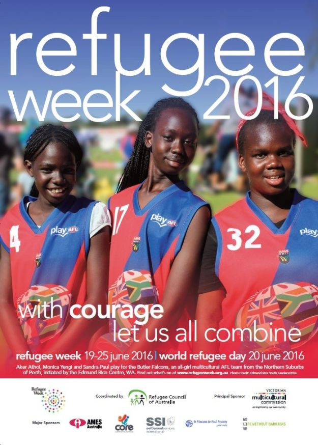 refugee week 2016 poster