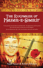 The rug maker of Mazar-e-Sharif cover