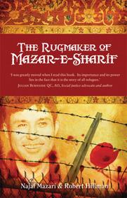 The rug maker of Mazar-e-Sharif cover