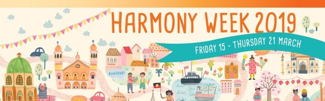 Harmony Week 2019 email footer